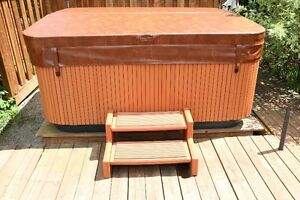 Custom Spa and hot tub covers starting as low as $299