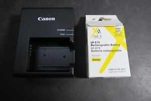 Reduce to sell...Canon LP-E10 charger and new off brand battery