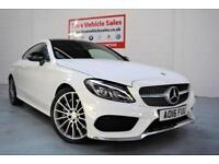 Mercedes-Benz C250 2.1d 201bhp 9G-Tronic Plus AMG Line - LOW RATE PCP £349 P/M