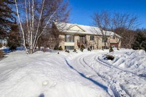 Maison en Montérégie à vendre