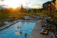 ONE WEEK TIMESHARE FOR SALE IN FAIRMONT HOT SPRINGS, RIVERSIDE