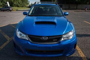 2014 Subaru WRX Hatchback