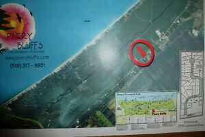 GRAND BEND ,ONT -  EXECUTIVE SIZE LOTS