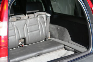3rd third row seat, seatbelts for volvo v70XC XC70 2001 -and ne