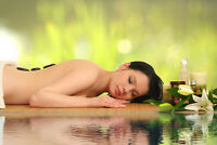 Lucky water SPA professional massage