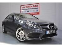 Mercedes-Benz E350CDI 248bhp 9G-Tronic Plus AMG Line - LOW RATE PCP £349 P/MONTH