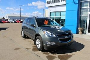 2011 Chevrolet Traverse 1LS   FWD, No need for extra expense of