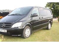 Mercedes-Benz Vito 2.1CDI 113 ( EU5 ) - Long 113CDI Dualiner 2013 6 seater