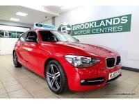 BMW 1 SERIES 116d SPORT [SERVICE HISTORY, ?30 TAX and DAB RADIO]
