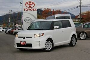 2015 Scion xB 5DR HB AUTO   -BACKUP CAMERA/DIGITAL SPEEDOMETER