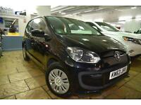 2014 Volkswagen UP! 1.0 Move Up 3dr FINANCE / FVWSH / HPI CLEAR