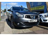 BAD CREDIT CAR FINANCE AVAILABLE 2010 60 NISSAN QUAHQAI 2.0dCi TENKA