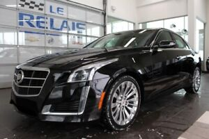 Cadillac CTS Sedan LUXURY 2.0L TURBO AWD 2014
