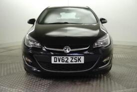 2013 Vauxhall Astra SRI Petrol black Manual