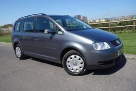 2006 Volkswagen Touran 1.6 S 5dr (7 Seats)