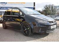 GOOD CREDIT CAR FINANCE AVAILABLE 2008 08 FORD C-MAX 1.8 ZETEC