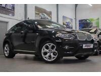 """BMW X6 40d xDrive, 60 Reg, 44k, Sapphire Black, DAB, Sunroof, 20"""" Alloys...."""