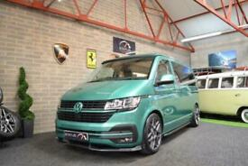 Volkswagen Transporter T6.1 TDI 110 HLINE AURORA EXCLUSIVE EDT CAMPERVAN 4 BERTH