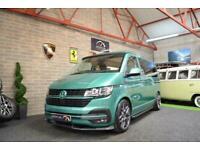 Volkswagen Transporter T6.1 TDI DSG HLINE AURORA EXCLUSIVE EDT CAMPERVAN 4 BERTH