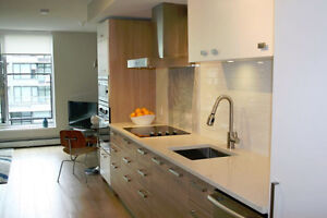 New! Stunning Furnished Modern Olympic Village Condo