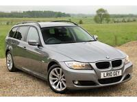 2010/10 BMW 320 2.0TD d SE Touring, 115k miles, fsh, 2 owners,