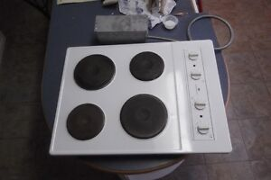cooktop and wall oven
