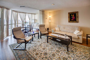 Renovated Spacious 2+1 Bedroom Penthouse in Richmond Hill
