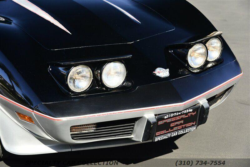 1978 Black Chevrolet Corvette     C3 Corvette Photo 4