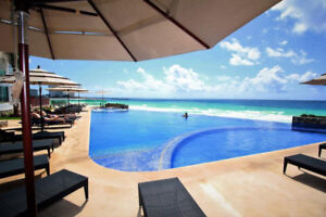 CANCUN CLUB ZONE 1 BEDROOM CONDO IN OCEAN DREAM HOTEL