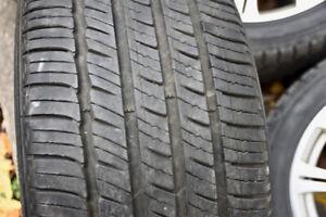 Pneu Michelin MXM4 245-45-18