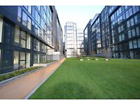 New fully furnished one bedroom apartment in Edinburgh's exclusive Quartermile.