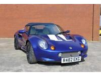Lotus Elise S1 New Headgasket-Cambelt-Waterpump,Shock Absorbers,Windscreen.