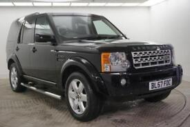 2007 Land Rover Discovery 3 TDV6 HSE Diesel black Automatic