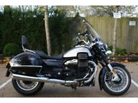MOTO GUZZI CALIFORNIA 1400 TOURING SE MG E4 TOURING SE FULLY LOADED MOTO GUZZI