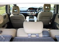 Honda Fr-V 2.2 i-CDTi EX 5dr LR57NXJ FULL LEATHER 2 OWNERS,New shape 3 MONTHS WARRANTY