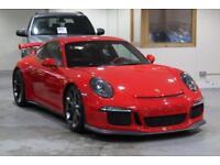 2014 Porsche 911 3.8 991 GT3 PDK 2dr
