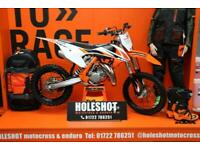 KTM SX 85 2021 MOTOCROSS BIKE BRAND NEW BIG WHEEL