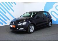 2014 Volkswagen Polo 1.4 TDI BlueMotion Tech SE 5dr (start/stop)