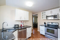 Fully Furnished 4 bedroom Home on Winterton