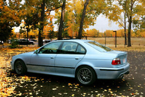 2001 BMW M5 Supercharged