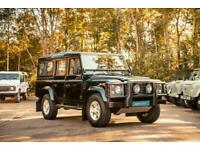 2005 Land Rover Defender 110 TD5 XS STATION WAGON SUV diesel Manual
