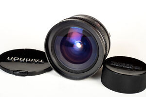 Tamron 17 mm ultra wide angle lens in excelent condition