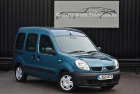 Renault Kangoo 1.5 dCi Diesel Authentique Wheelchair Accessible by Gowrings
