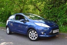 Ford Fiesta 1.25 Zetec 47000 Miles £123 A Month £0 Deposit