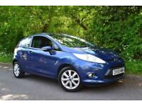 Ford Fiesta 1.25 Zetec 47000 Miles £123 A Month £0 Deposit
