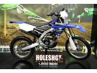 2015 YAMAHA WR 250F ENDURO BIKE ROAD REG, NEW REAR TYRE