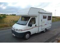 Compass Avantgarde 200 2/4 Berth 4 Seatbelts U Shaped Lounge Motorhome For Sale