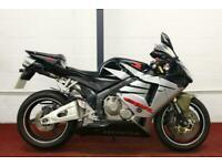 HONDA CBR600RR ** GPR Exhaust - Crash Protectors - Shiny Screen **