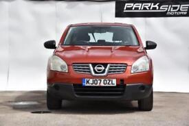 2007 Nissan Qashqai 1.6 Visia 2WD 5dr