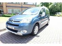 2011 Citroen Berlingo multispace 1.6 HDI Left hand drive Lhd Irish Registered
